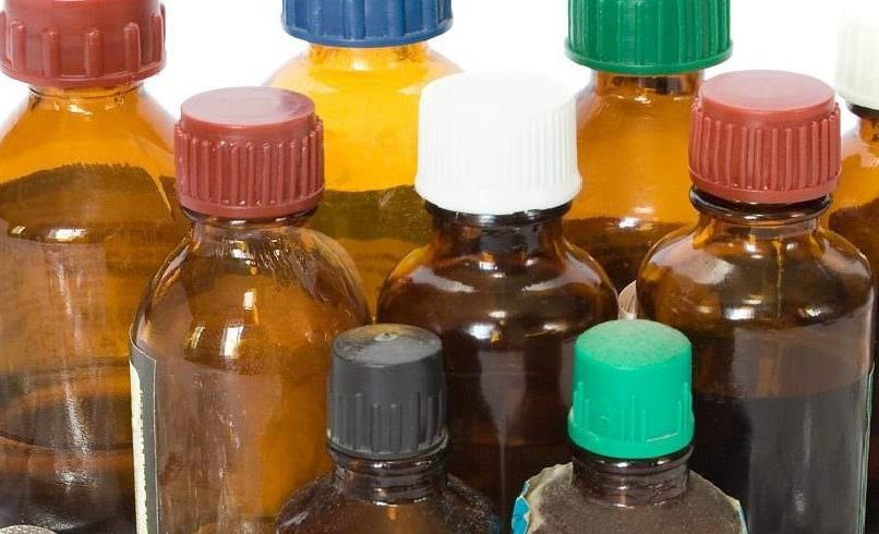 Минздрав определился с объемами тары спиртосодержащих лекарств